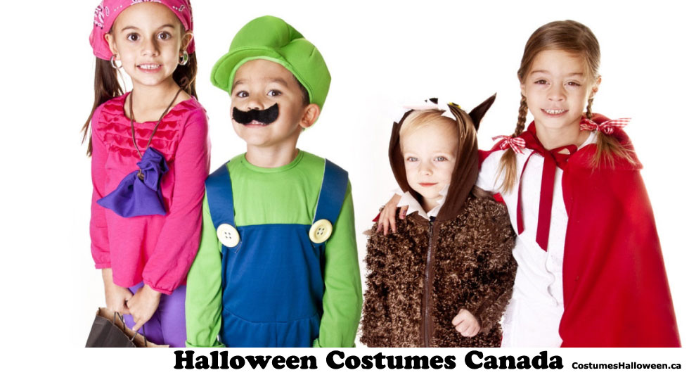 Halloween Costumes Canada Website