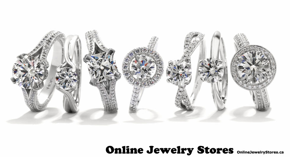 Online Jewelry Stores Website
