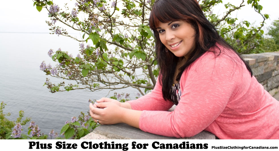 Plussize Clothing for Canadians Website