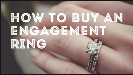 The Clever Groom's Guide- Buy a Diamond Engagement Ring Online